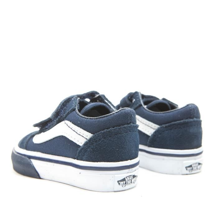Skool Basket Velcro Old Vans Basket Vans 4w0Bv