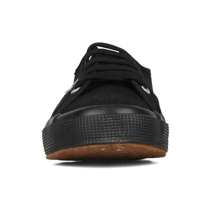 Superga 2750 COTU CLASSIC full black - Baskets basses Homme Pointure 42...sch14