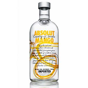 VODKA Absolut Mango Mangue 70cl