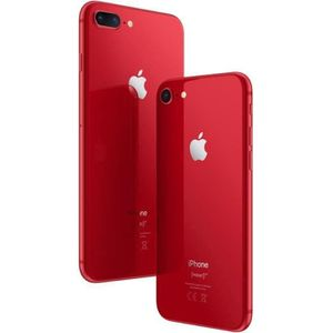 SMARTPHONE iPhone 8 Plus 256 Go Red Reconditionné - Comme Neu