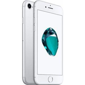 SMARTPHONE iPhone 7 256 Go Argent Reconditionné - Très bon Et