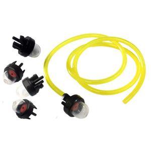 4 pack Poire d/'Amorçage Primer Bulb pour ZAMA C1U C1Q C1M ECHO STIHL Carburateur