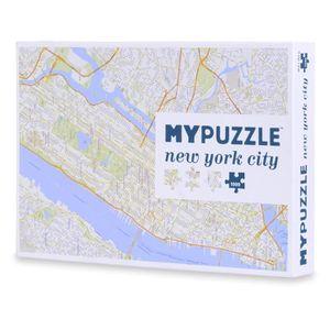 PUZZLE Puzzle 1000 pièces : My Puzzle New York