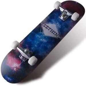 skateboard en bois vans