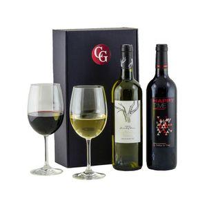 COFFRET CADEAU VIN Coffret Vin - Grands Vins du Sud Ouest  - 18V1