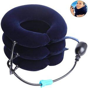 COLLIER CERVICAL Traction Appareil Collier Cervical vertèbres Tract