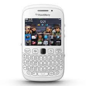 telephonie r blackberry curve  blanc