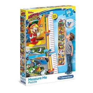 PUZZLE MICKEY Puzzle Toise 30 pièces - Puzzle pour mesure