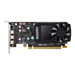 CARTE GRAPHIQUE INTERNE NVIDIA QUADRO P400 Carte graphique Quadro P400 2 G