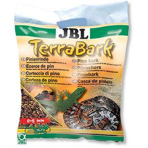 DÉCO VÉGÉTALE - RACINE JBL Substrat en écorces de pins Terrabark S - Pour