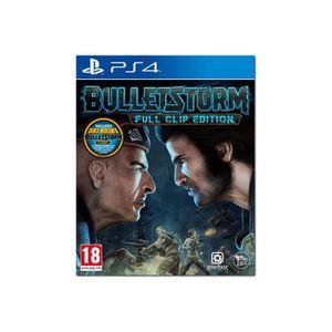 JEU PS4 BulletStorm Full Clip Edition - PlayStation 4 - it