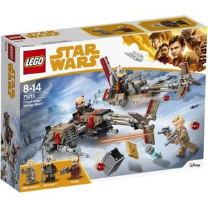 ASSEMBLAGE CONSTRUCTION LEGO® Star Wars™ 75215 Cloud-Rider Swoop Bikes™
