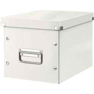BOITE DE RANGEMENT LEITZ Click & Store Cube - Boîte de rangement - M