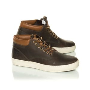 basket homme montante timberland