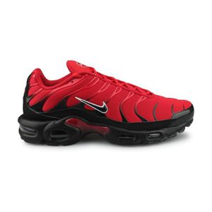 separation shoes b2df3 23085 BASKET Nike Air Max Plus Tn Rouge T44,5