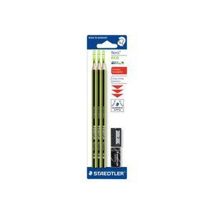 CRAYON GRAPHITE STAEDTLER Noris eco - Crayon - HB - pack de 3