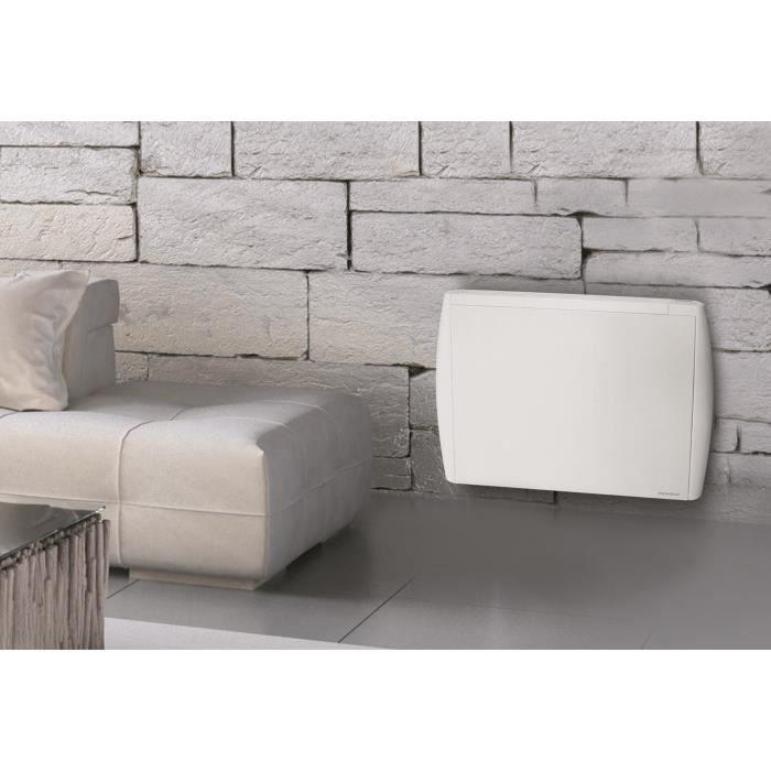 THOMSON 1000 watts - Radiateur à inertie sèche - Thermostat électronique diigital - Programmable