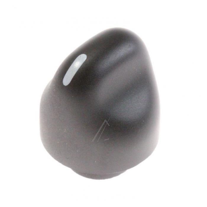 Bouton bruleurs gaz elet anthracite pour plaque de cuisson ARISTON 6800145 - - PH960MST C00074202 - BVMPièces