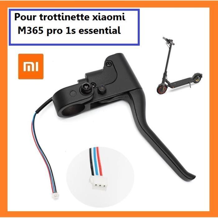 Poignée de frein Xiaomi M365 PRO 1S ESSENTIAL Trottinette électrique de remplacement tous modèles xiaomi pièce détachée xiaomi