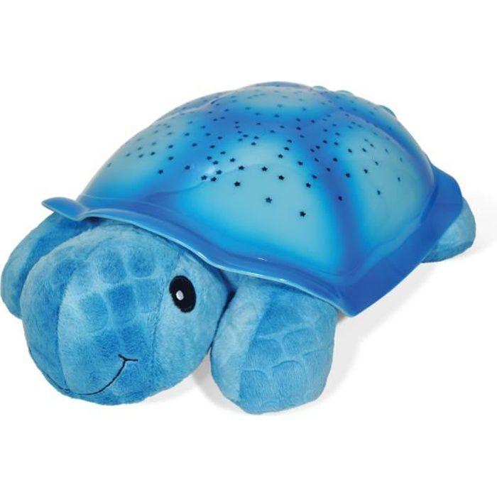CLOUD B Veilleuse Twilight Turtle®- Bleu