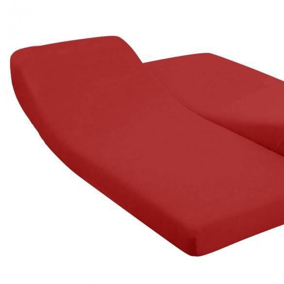 Drap housse 140x190 cm pour lit électrique arti…
