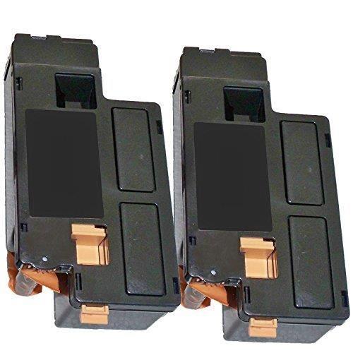 PACK DE 2 TONERS NOIRS COMPATIBLE Xerox WorkCentre 6015 V N - 106R01630PK2 NOPAN-INK