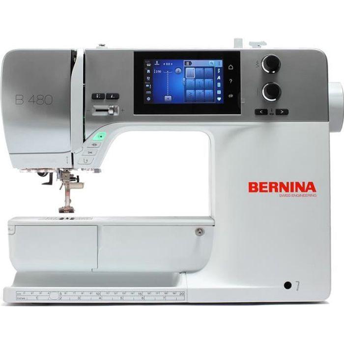 Machine à coudre BERNINA 480 - Garantie 5 ans