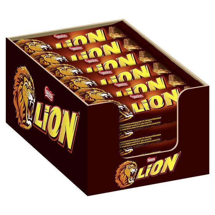 Nestlé Lion Chocolat Barres 24 x 42g