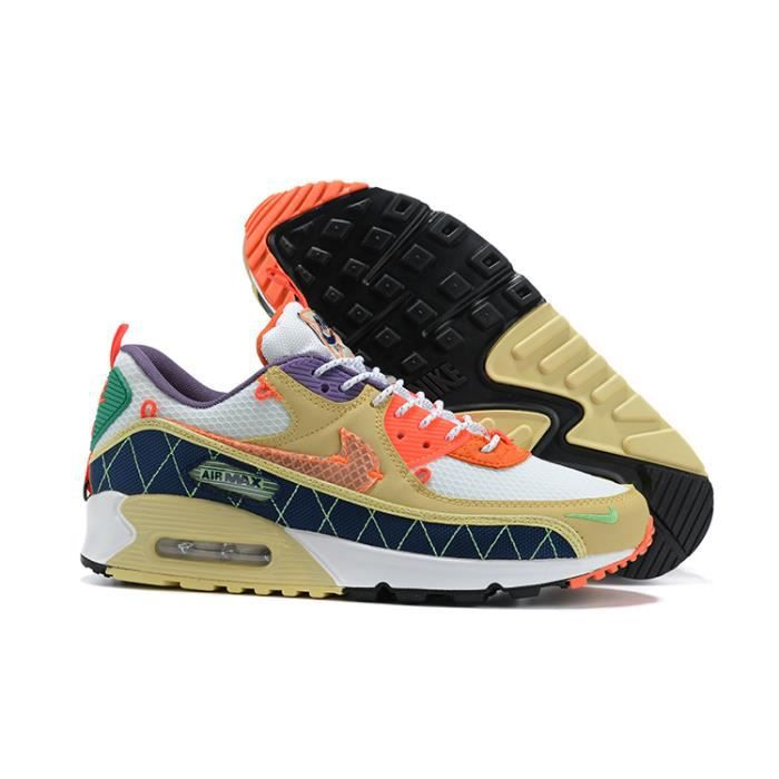 Basket NIKEs AIRs MAX 90 TxT Chaussures de Running Homme mixte