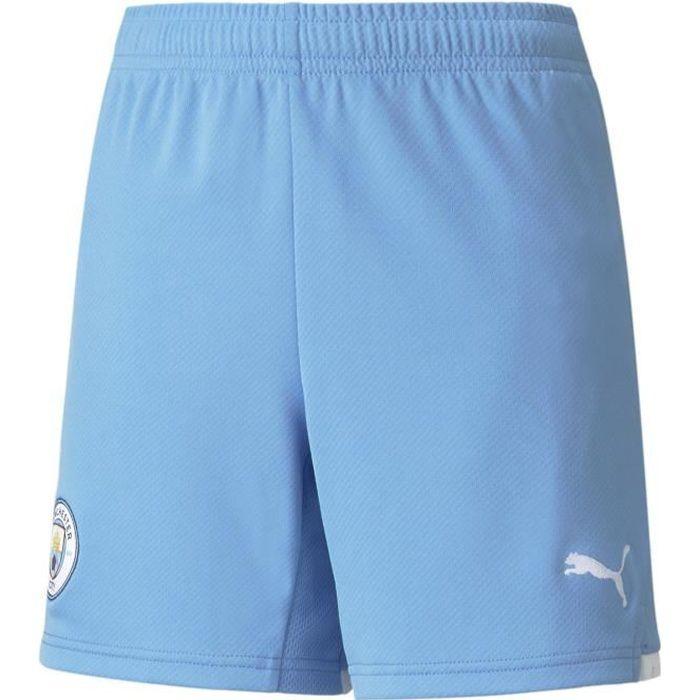 Puma Manchester City Home Short De Football 2021 2022 Enfants