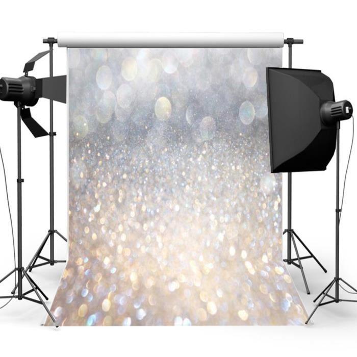 Fond studio photo vinyl tissu 2.1x1.5m photographie studio photo étoile