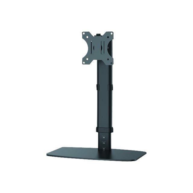 NEWSTAR Support d'écran plat FPMA-D890BLACK pour bureau - Noir - 1 Display(s) Supported 76,2 cm - 6 kg Max - 75 x 75 VESA Standard