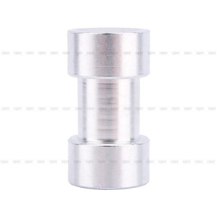 1/4 -transforme 3/8- Vis adaptateurs lampe éclair piédestal pour appareil photo Trépieds Pieds monopode de support