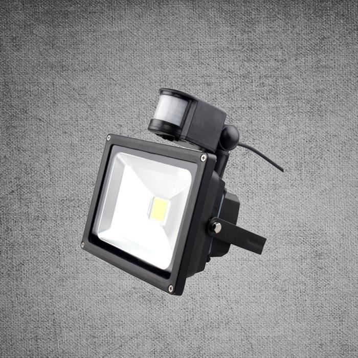 Projecteur infrarouge imperméable de la sonde LED de la lumière  d\'inondation 10W pour jardin de projecteur