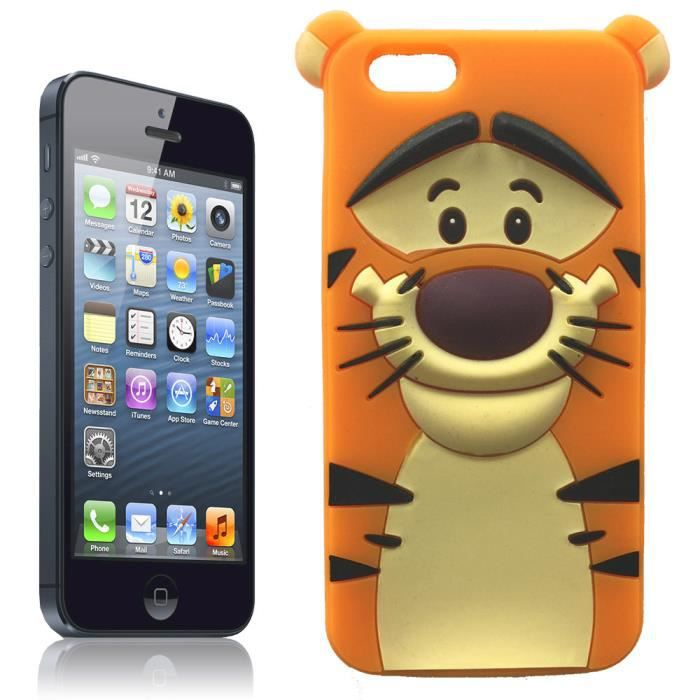 coque iphone 6 plus ourson 3d