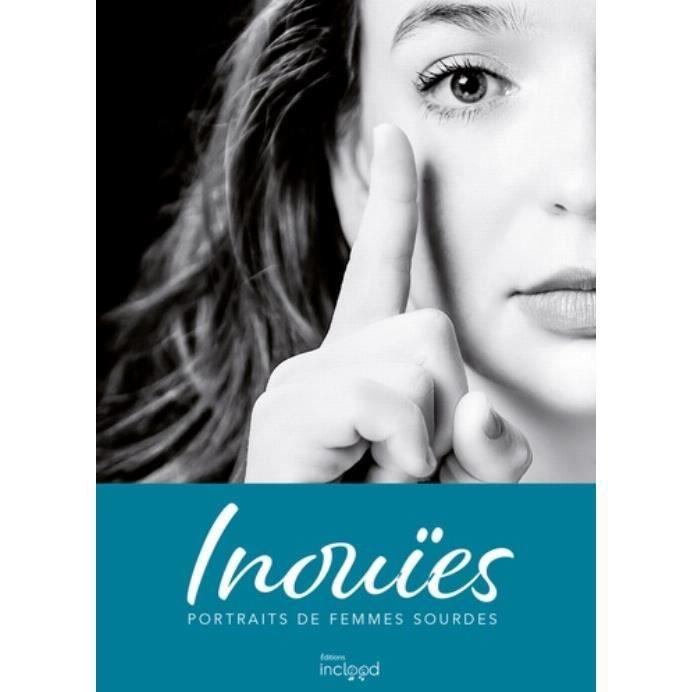 LITTÉRATURE FRANCAISE Inouïes, portraits de femmes. Edition bilingue fra