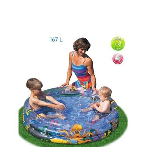 Bestway 18321 piscine gonflable 3 boudins achat for Piscine gonflable 2 boudins