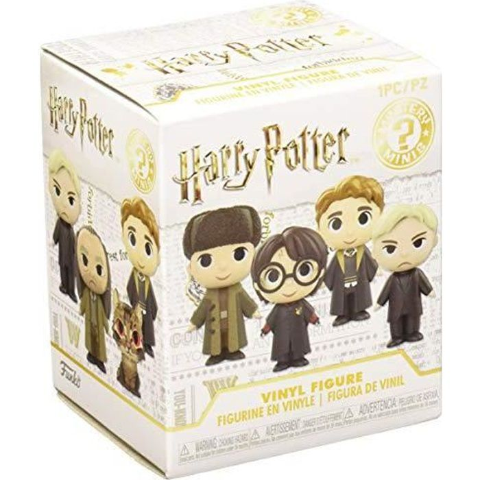 FIGURINE - PERSONNAGE Funko Mystery Minis Harry Potter Series 3 (One Mys