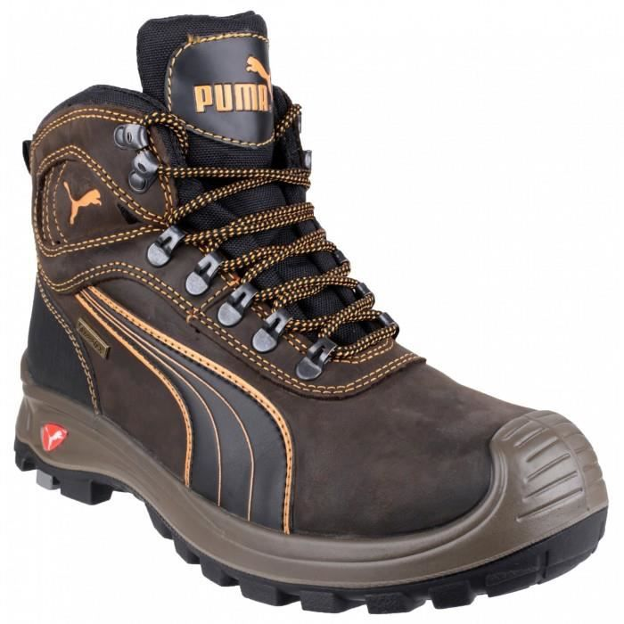 chaussure montant homme puma