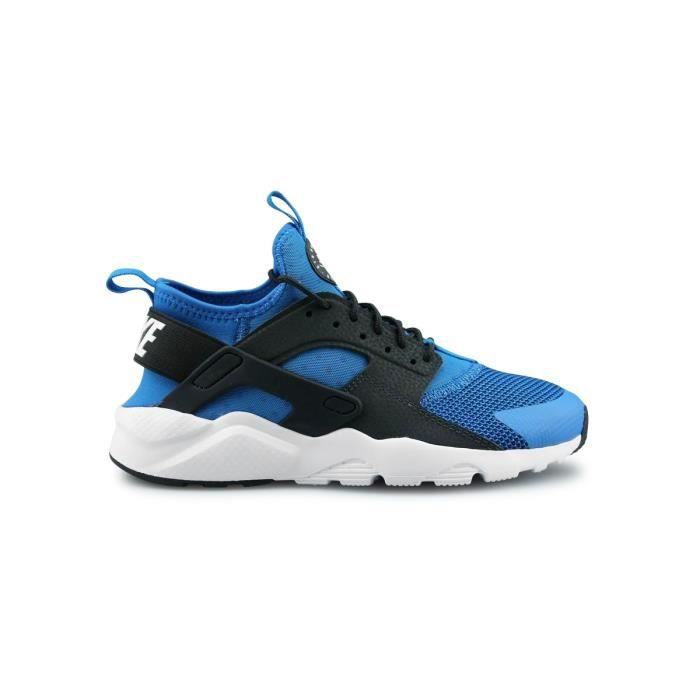 basket nike air huarache bleu