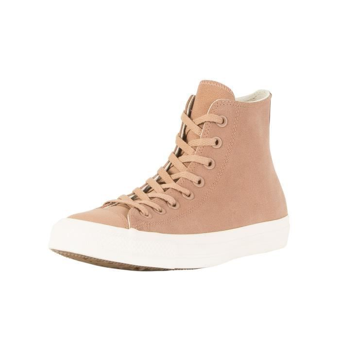 converse homme cuir rose