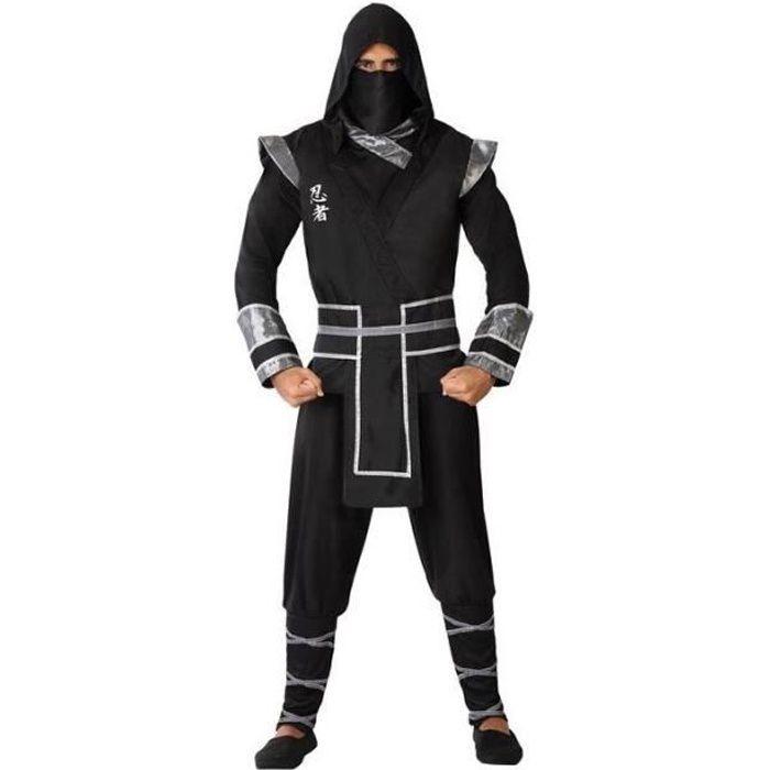 Déguisement Homme Japonais SAMOURAI M//L Costume Arts Martiaux NEUF Pas cher