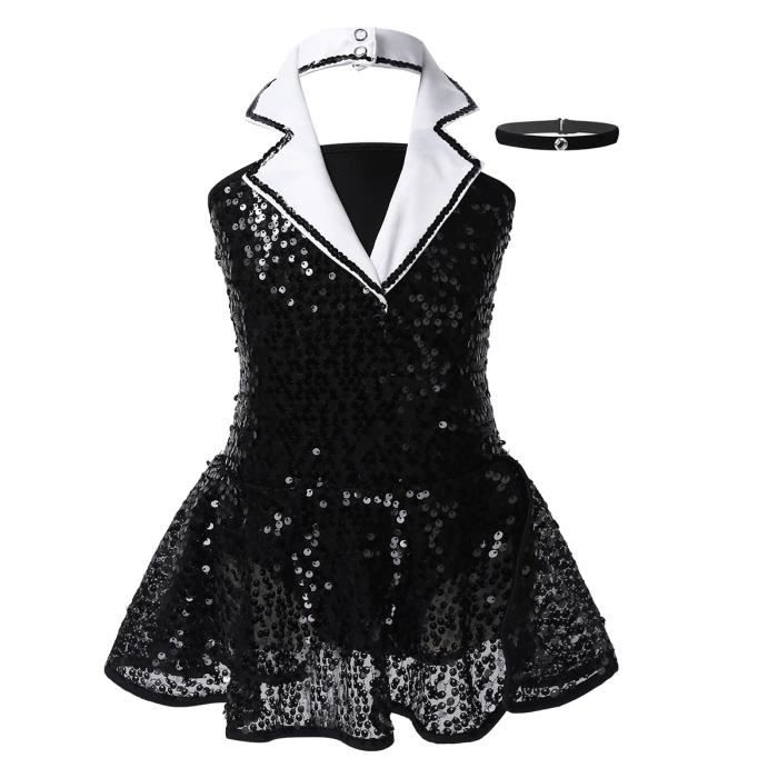 Fantaisie Et Specialty Iefiel Justaucorps De Gymnastique Filles Enfants Robe De Latine Patinage Leotards De Danse Ballet Performances Strass Robe Sans Manches 7 14 Ans Vetements Hotelaomori Co Jp