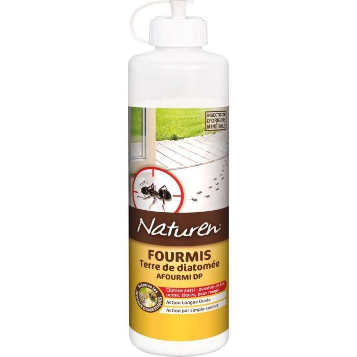 BARRIERE A INSECTES GREEN Anti-fourmis et Autres Rampants Terre de Diatomée I...