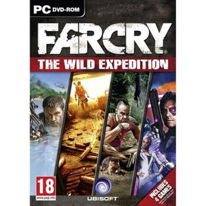 JEU PC Far Cry The Wild Expedition Jeu PC