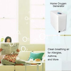 PURIFICATEUR D'AIR Concentrateur D'oxygène Portable avec La Batterie
