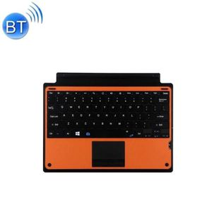 CLAVIER POUR TABLETTE Clavier QWERTY tablette Orange pour Microsoft Surf