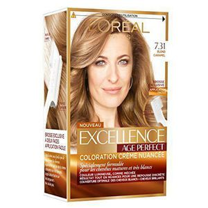 COLORATION L'OREAL PARIS Excellence Age Coloration - 7.031 Ca