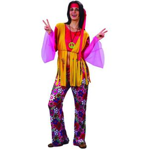 ACCESSOIRE DÉGUISEMENT Déguisement hippie femme