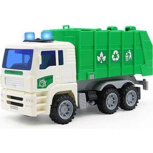 CAMION ENFANT Camion Poubelle Enfant Voiture Camion Benne Poubel